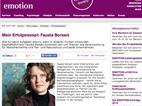 Interview – Das Erfolgsrezept von Fausta Borsani